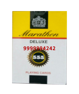 marathon deluxe cheating playing cards