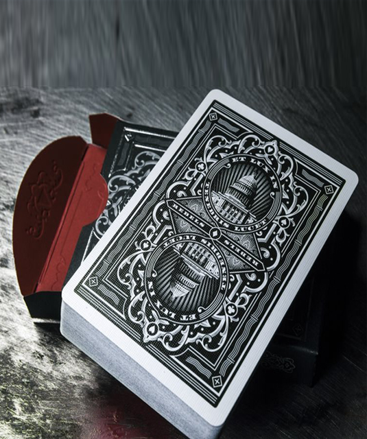 don marked playing cards